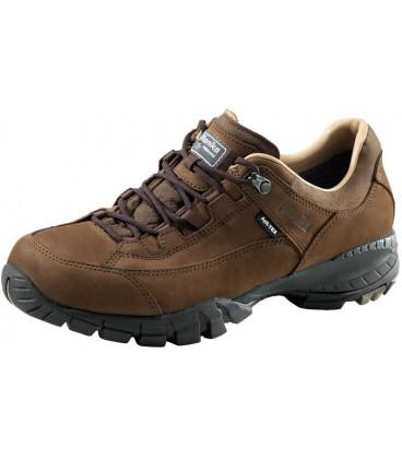Planika Walker Lite Men Air Tex rjavi nizki pohodni čevlji