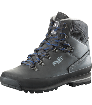 Planika Forester Men Air Tex črni planinski čevlji