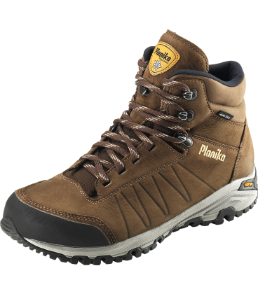 Planika Komna Air Tex rjavi pohodni čevlji