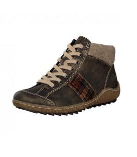 Ženski polvisoki čevlji Rieker L7533-91